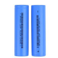 2pc NCM Li-ion 18650 2200mAh 3.6V 3.7V rechargeable battery real capacity