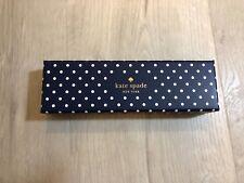 Kate Spade New York To Do List Navy Larabee Polka Dot BallPoint Pen w Gift box