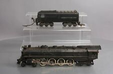 American Flyer 332 Vintage S Union Pacific 4-8-4 Northern Steam Locomotive and T