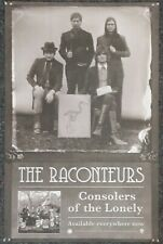 The Raconteurs Consolers of the Lonely 2008 PROMO POSTER