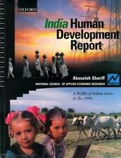 India: Human Development Report: A Profile of Indian States in the 1990s