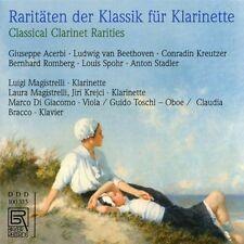 Romberg / Beethoven / Spohr - Rare Clarinet Pieces [New CD]