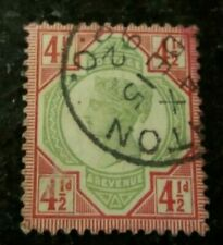 Queen Victoria Jubilee Issue 4 1/2d Used n/h