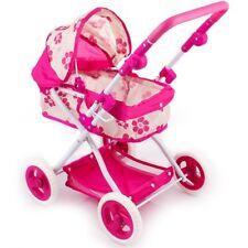 Puppenwagen Puppenkarre Stroller Kinder Spielzeug Spiel Puppe Puppenzubehör NEU