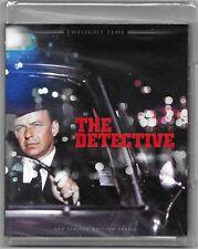 The Detective Blu-ray (Frank Sinatra)Twilight Time Region Free New Free Post