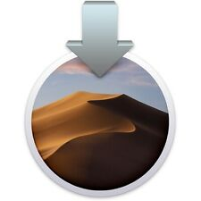 Mac OS X 10.14 Mojave DMG - Instant Delivery DOWNLOAD For USB Key