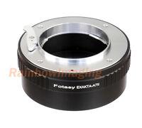 Exakta/ Auto Topcon Lens to Sony NEX A6500 A6000 A5000 A3000 NEX-5T adapter