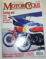 MotorCycle Magazine Italian Racing BSA A50 June 1999 012115R2