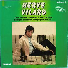 "HERVE VILARD - LP ""IMPACT VOLUME 2"""