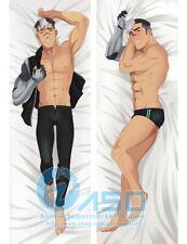 Anime Dakimakura Voltron Legendary Defender Shiro male Body Hugging Pillow Case
