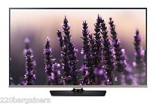 "Samsung 40"" Full Hd Smart Tv Pal Ntsc 110V 220V Multi System Worldwide Ua40H5500"