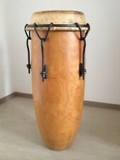 Conga Drum, Handarbeit / Handmade in Poland by J. S?oma  h: 80 cm Ø: 26 cm