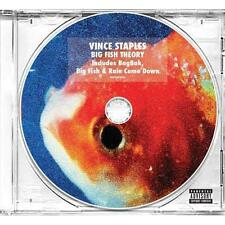 VINCE STAPLES BIG FISH THEORY CD NEW