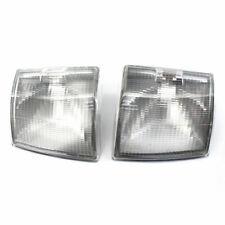 Pair Clear Lens Corner Light Turn Signal Parking Lamp Fit For VW T4 BJ 1990-2004