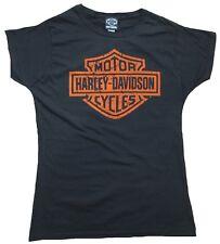 Bravado officiel harley davidson merchan. Bar & Shield Vintage Femme T-shirt M