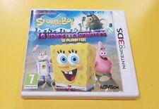 Spongebob La Vendetta Robotica di Plankton GIOCO 3DS VERSIONE ITALIANA