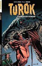 Turok Dinosaur Hunter Vol 3 Raptor Forest by Greg Pak (Paperback)< 9781606906934