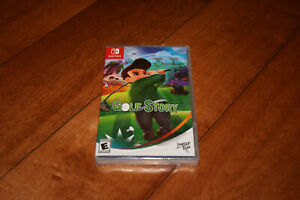 Golf Story for Nintendo Switch Limited Run Games #015 BRAND NEW FACTORY SEALED