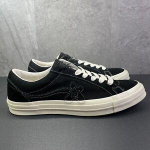 Converse x Golf Le Fleur Black Mono Tyler the Creator Size 13 Mens Shoes
