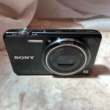 SONY Cybershot DSC WX100 (Black) 1080p HD, 18.2 Megapixel, Vlogging Camera
