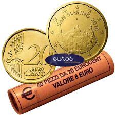 Pièce 0,20 euros ou 20 cent SAINT MARIN 2018 - Les Trois Tours - UNC