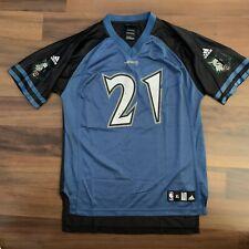 KEVIN GARNETT Minnesota Timberwolves youth XL (18-20) Adidas jersey NBA football