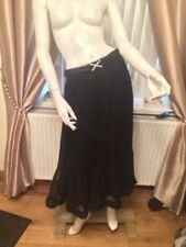 Chiffon Maxi Skirts Size Petite for Women