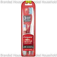 COLGATE 360 MAX WHITE TOOTHBRUSH WHITENING + PEN UP TO 3 SHADES WHITER TEETH