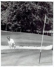 1956 Vintage Photo golfer Roberto De Vicenzo All-American Open at Tam O'Shanter