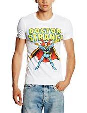 Marvel Comics Doctor Strange T-shirt XL Mens Official White