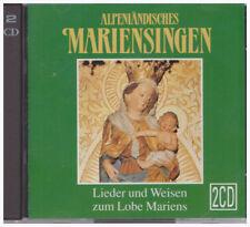 Alpenländisches Mariensingen  (2000) - 2 CD's
