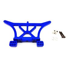 Traxxas Monster Jam 1:10 Alloy Rear Shock Tower, Blue by Atomik - Replaces 3638