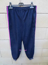 VINTAGE Pantalon ADIDAS MAGIC MOMENT of SPORT Challenger marine 162 XS pant