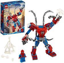 LEGO Marvel 76146 - Armadura robótica de Spiderman. Más de 6 años.