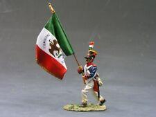 KING & COUNTRY REMEMBER THE ALAMO RTA005 MEXICAN MATAMOROS BATTALION FLAG BEARER