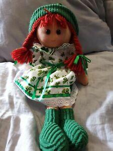 Irish Ireland Soft Toy Ragdoll
