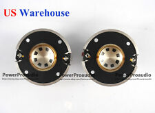 2PCS Diaphragm Kit For JBL 2414H, 2414H-1,EON 315,305,210P, 315, 510 polymer
