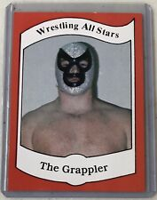 1983 Wrestling All Stars Series A The Grappler Rookie Card #21 Mid-South AWA WCW