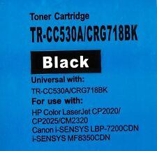 CC530A BLACK TONER COMPATIBLE FOR HP Colour LaserJet CP2020,CP2025,CM2320