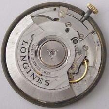 Longines L645.1 Automatic Watch Movement,Dial,Hands & Crown Parts & Repair