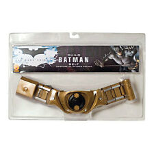 Batman Molded Belt Dark Knight Rises Dress Up Halloween Child Costume Accessory