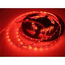 12V DC RED Led Strip 5M/16ft 300leds SMD 3528 light lamp flexible Non-waterproof