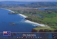 Postkarte: Dunedin, Tomahawk Beach, Neuseeland