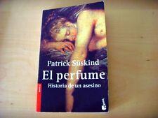 Usado - EL PERFUME - Historia de un asesino - Patrick Süskind