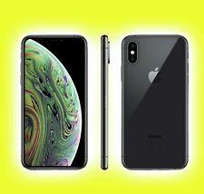 Apple iPhone XS 64GB Spacegrau (Ohne Simlock) NEU OVP Versiegelt