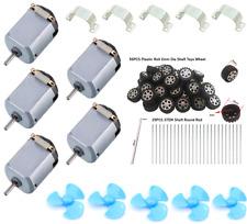 5 X Mini 130 Dc 15 3v Hobby Toy Robot Stem Motor Multi Variations For Choose