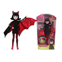 "Hotel Transylvania 3 Fashion Doll 10.5"" Transforming Mavis Bats Out Doll Xmas"