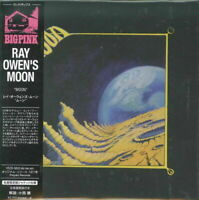 RAY OWEN'S MOON-MOON-IMPORT MINI LP CD WITH JAPAN OBI Ltd/Ed G09