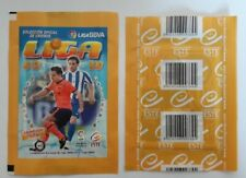 packet panini la liga este 2009 2010 09 10 unopened (wolrd cup euro packets)