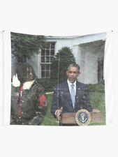 Sosa X Barak Tapestries, Obama Wall Tapestry